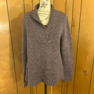 Charter club pullover wool sweater